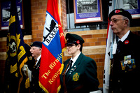 11th of November Remembrance Service Birmingham