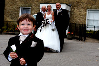 Son of the Bride and Groom Milton Keynes Wedding Photographer