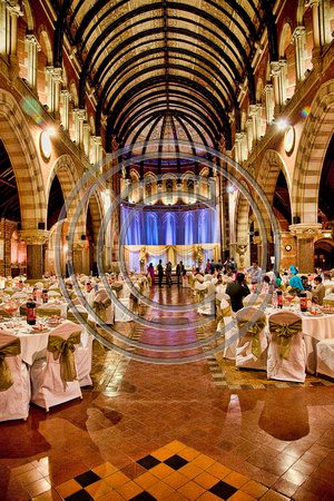 Photographer Bristol And Leicestershire HDR Sketch Wedding Reception Venue